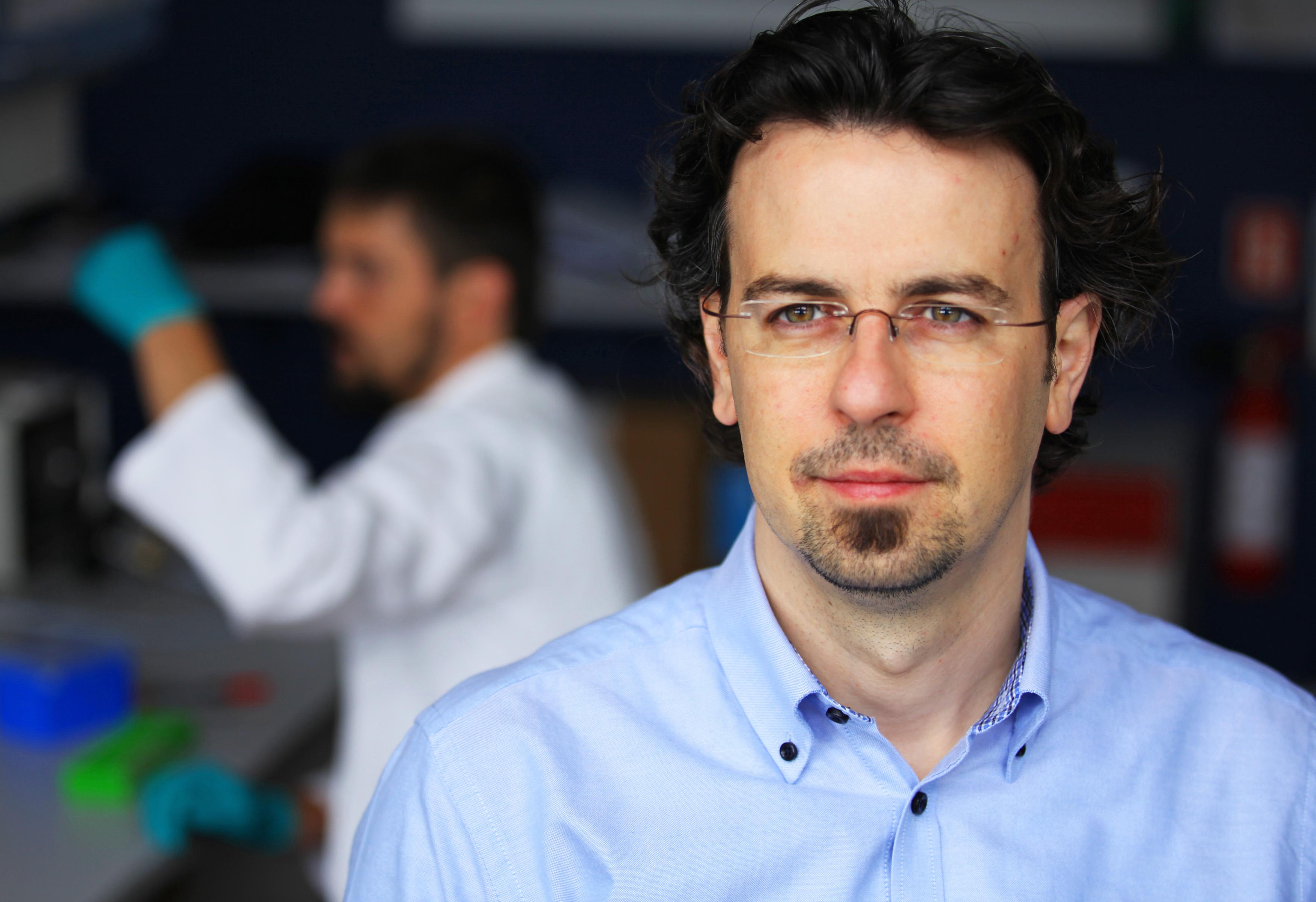 Professor Dimitrios Stamou